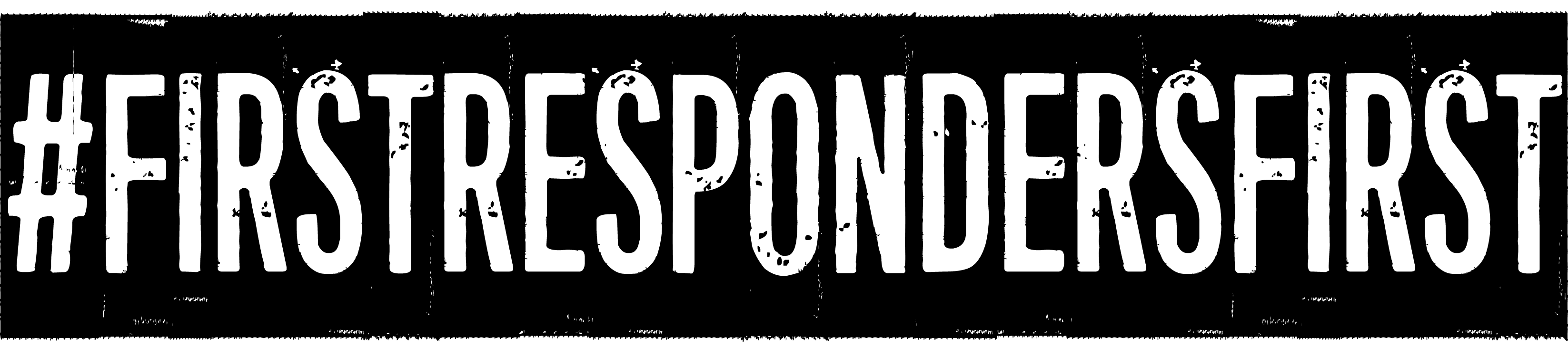 firstrespondersfirst logo