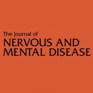 Journal of Nervous and Mental Disease logo